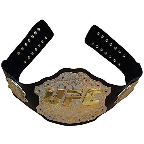 UFC Championship Gürtel echt Leder Ultimate Fighting Replica Gürtel Erwachsenen Größe