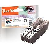 Peach 319184 cartucho de tinta - Cartucho de tinta para impresoras (Negro, No. 24XL bk, T2431, - Epson Expression Photo XP-55 - Epson Expression Photo XP-750 - Epson Expression Photo XP-760)