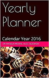 Yearly Planner: Calendar Year 2016 (Office Planner)