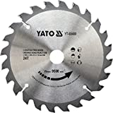 Yato yt-60480–TCT Circular Saw FOR const. Wood 160x 20mm
