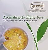 Ronnefeldt - Tee-Akademie - Aromatisierte Grüne Tees - 10x3,9g - loser Tee