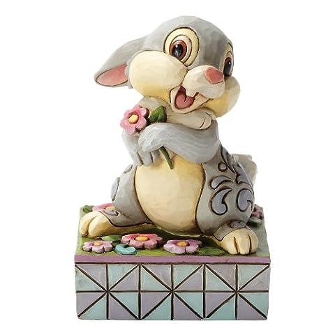 Disney Traditions 4032866 Figurine Panpan Résine 10 cm