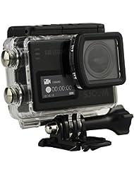 SJCAM SJ6 LEGEND BLACK 4K Actionkamera 16MP Touchscreen Dual-Display WLAN HDMI Wasserdicht schwarz