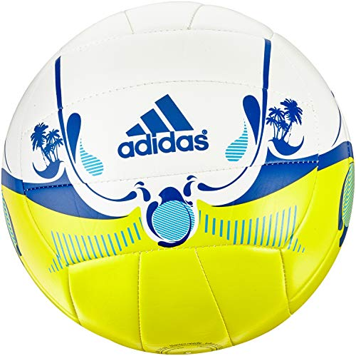 adidas Beach Fun 2 Volleyball Weiß, 5