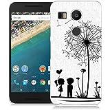 Dooki, Nexus 5X Funda, Delgado Suave Silicona TPU Protectore Teléfono Caso Carcasa Para LG Nexus 5X (S-06)