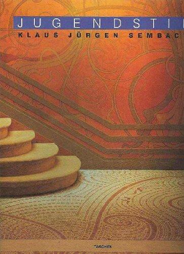 Sembach Jugendstil. Die Utopie der Versöhnung, Taschengroßband, 240 Seiten, phantastische Bilder