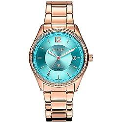Zinzi Rose gold horloge ZIW311