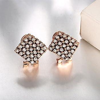 Amberma Fancy&stylish Earrings Design Stud,women's Jewellery, Gifts For Women Girls Friends 3