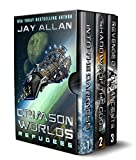 Crimson Worlds Refugees: The First Trilogy