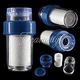 Generic 5 x Home Kitchen einfach Wasserhahn/Küchenarmatur Wasser Luftreiniger PP Head Clean Filter<1&1962*1>
