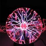 Plasmakugel, AMDE&UK Kugel Blitze Plasma Ball Magische Blitze Lampe Magische Blitze Plasmaball Disco...