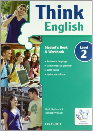 Think english. Student's book-Workbook-Think cult. Con espansione online. Per le Scuole superiori. Con CD-ROM: 2