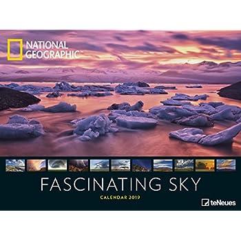 National Geographic Fascinating Sky 2019: Posterkalender
