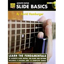 Accoustic Guitar Slide Basics: incl CD (Acoustic Guitar Magazine's Private Lessons)
