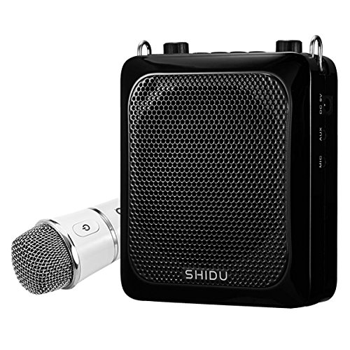 voice-amplifier-shidu-sd-s516-uhf-30-w-voice-amlifier-with-4000-mah-rechargeable-lithium-battery-uhf