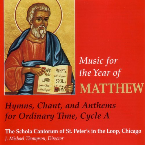 Music For The Year Of Matthew:...
