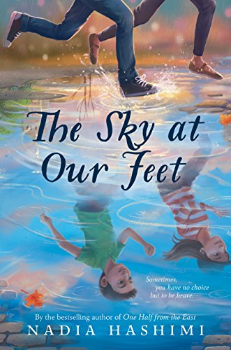 SKY AT OUR FEET, THE [Paperback] Hashimi, Nadia