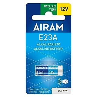 Airam Alkaline Battery Batterie E23A 12V alkaliparisto Jan 20198714060Neu