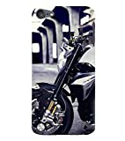 For Apple iPod Touch 5 super bike ( bike, motorcycle, grey background, nice bike, super motorcycle ) Printed Designer Back Case Cover