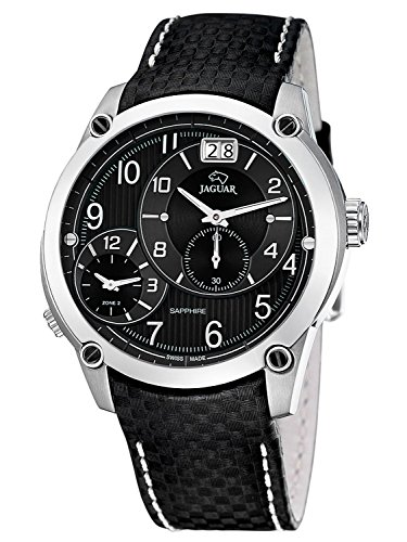 Jaguar Dual Time Mens Watch J630/G