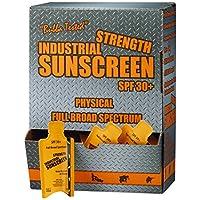R&R Lotion ICSSP-50-30+ - Protector solar industrial (5 onzas de capacidad) Capacidad, 5 ml