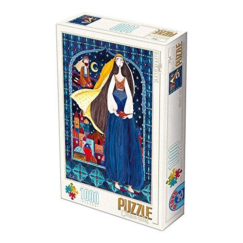 Unbekannt D de Toys 3-Puzzle 1000Andrea kürti 03Arabian Nights