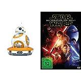 BB-8 App-gesteuerter Droid + Star Wars: Das Erwachen der Macht DVD
