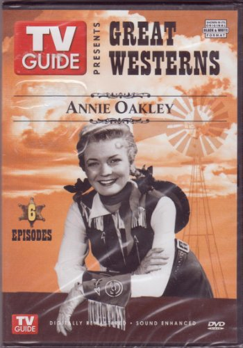 Tv Guide Presents great westerns annie oakley