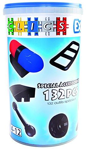 Clics - CK027 - Tube - Outils spéciaux - 132 pièces