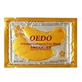 Oyedens Collagen Eye Mask Anti Wrinkle Bags Ageing Crystal Eyelid Patch Pad Moisturiser (20 Stück)