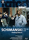 Schimanski - Duisburg Ruhrort - Mediabook (+ CD) (Neuabtastung in 2K) [Alemania] [Blu-ray]