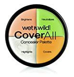 Wet 'N' Wild Palette di Correttori Coverall - 7 gr immagine