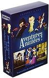Aventures animéeés ! : Nocturna, la nuit magique + Houdini + Le roman de Renart