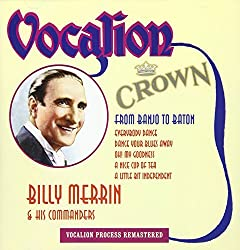 Billy Merrin-from Banjo to Baton