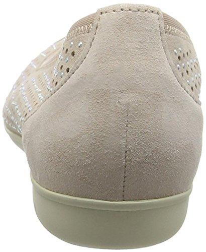 Gabor Ladies Fashion Chiuso Ballerine Beige (pelle 14)