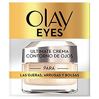 Olay Eyes Ultimate Crema Para Ojeras, Arrugas y Bolsas – 15 ml