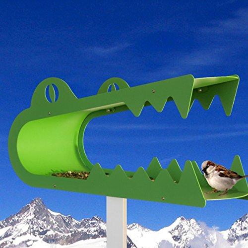 Design-Vogelfutterstelle ALIGATOR