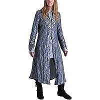 thranduils abrigo elben Disfraz hombre para los anillos tierra Media Fans de bosque Plata, hombre, plata, 54/56