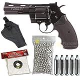 Pack Colt Python 357/Semi-Automatique/métal/Puissance 0.5 Joule/livré avec Accessoires