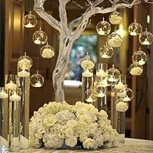 Suchergebnis Auf Amazon De Fur Hochzeit Kerze Im Glas