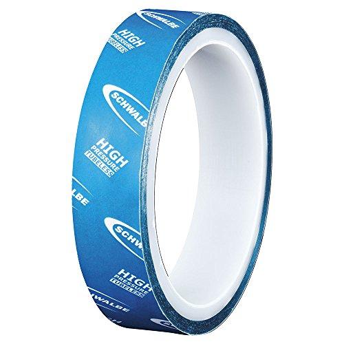 Schwalbe - Tubeless Felgenband - Neumático de bicicleta size 23 mm, azul