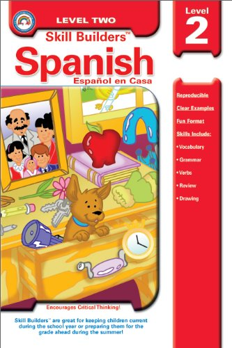Spanish Level 2 (Skill Builders (Rainbow Bridge Publishing))