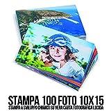 Professioneller Druck von 100 digitalen Fotos, 10x15 cm auf Glanzpapier, 100 Fotos 10 x 15 cm