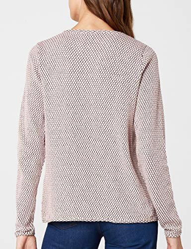 ONLY Damen Strickjacke onlDIAMOND Cardigan JRS, Rosa (Rose Smoke), 34 (Herstellergröße: XS) - 6