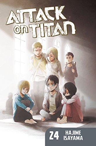 Attack on Titan 24 por Hajime Isayama