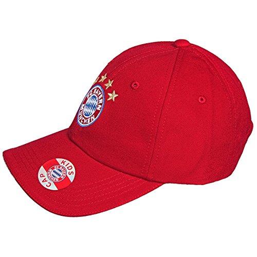 FC Bayern Basecap rot - Kids