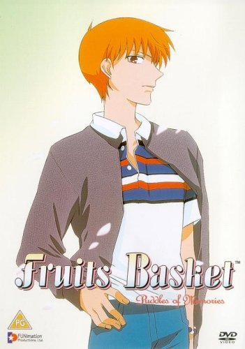 Fruits Basket: 3 - Puddles Of Memories [DVD] by Laura Bailey