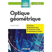 Optique géometrique