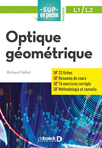 Optique gometrique