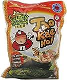 Tao Kae Noi Knusprige Algen Zwischenmahlzeit Tom lecker Aroma Würzige Thailändisch